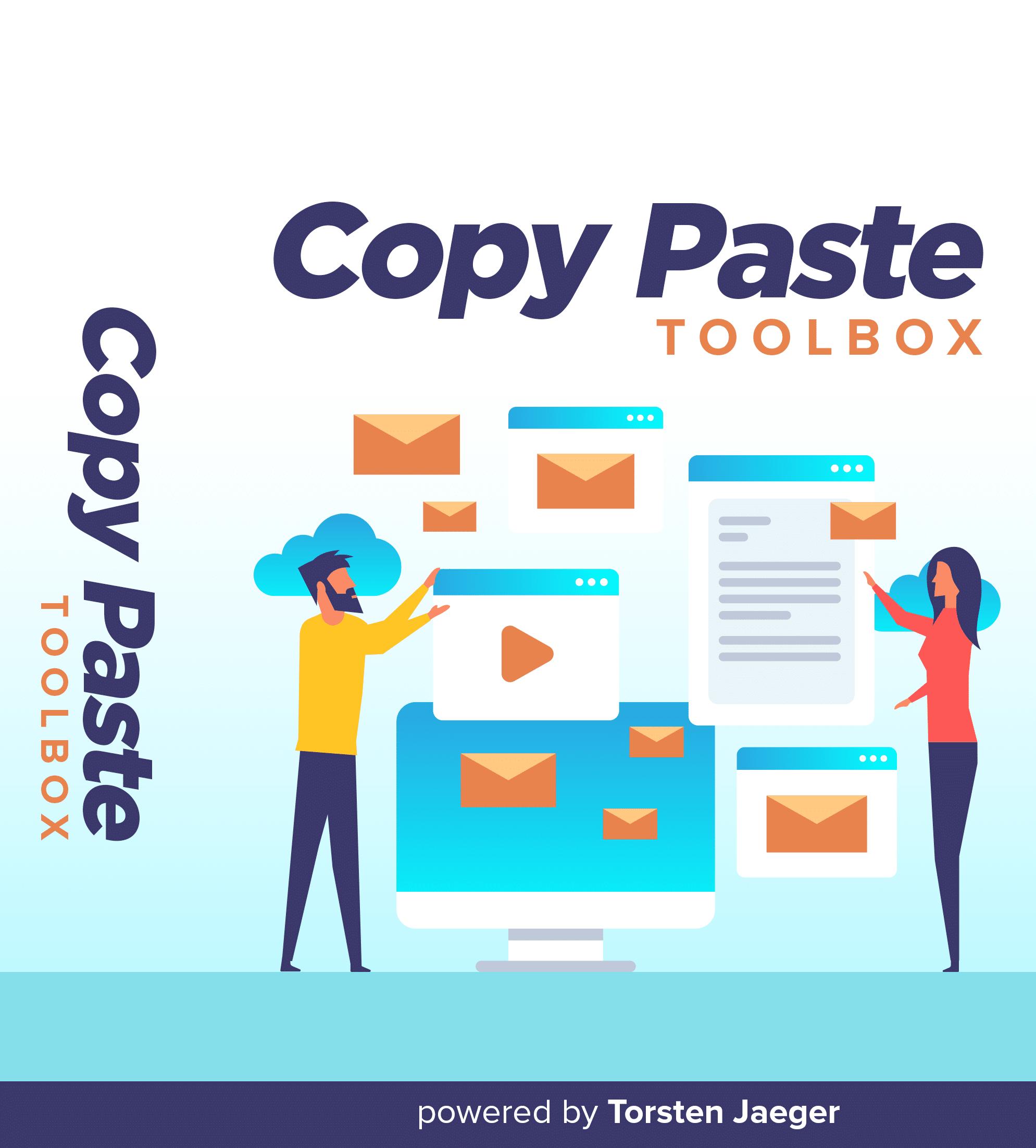 Copy Paste Toolbox